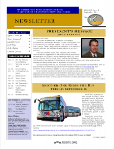 Newsletter Featured Sep2014
